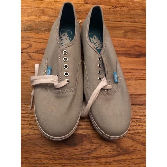 Grey Women's Vans